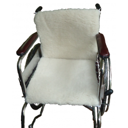 Manto para silla de ruedas